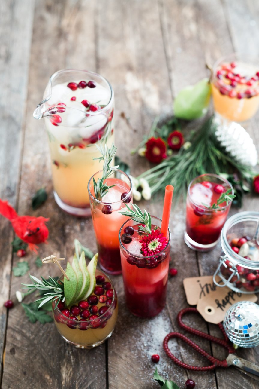 5 Cocktails for Your HolidayCelebrations